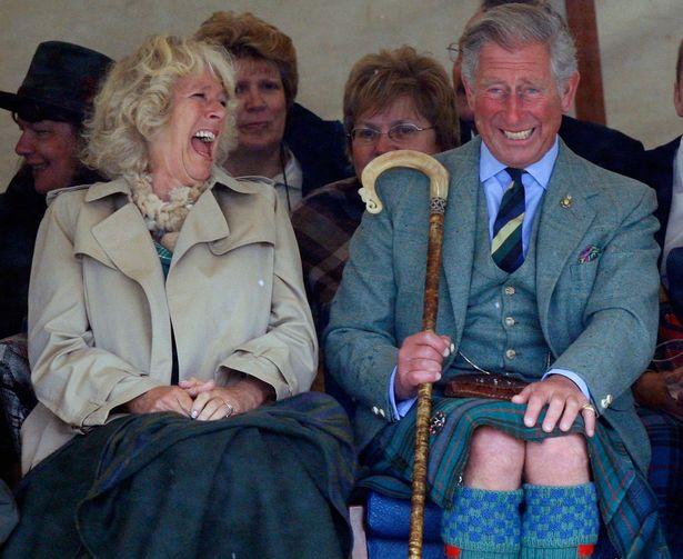 Makin Mesra, Pangeran Charles - Camilla Parker Bowles Liburan dan Kerja Bersama
