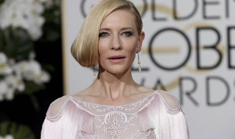 Cate Blanchett Minta Dunia Bantu Rohingya