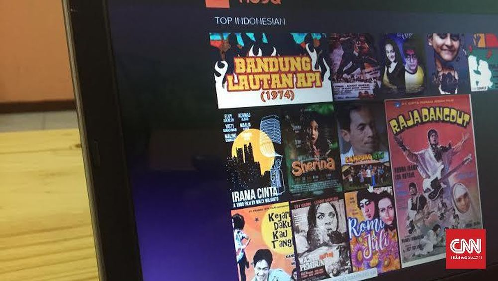 Strategi Hooq Saingi Netflix cs di Ranah Video Daring