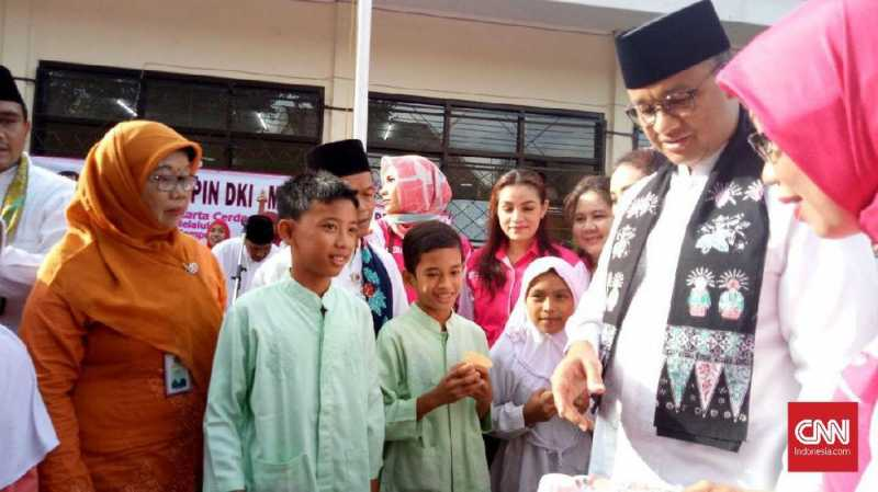 Anies Baswedan Bersyukur Anggaran DKI Dicecar Warga