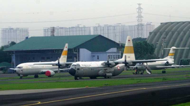 Bandara Halim Kembali Beroperasi