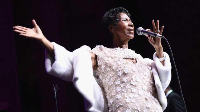 Queen of Soul Aretha Franklin Meninggal Dunia