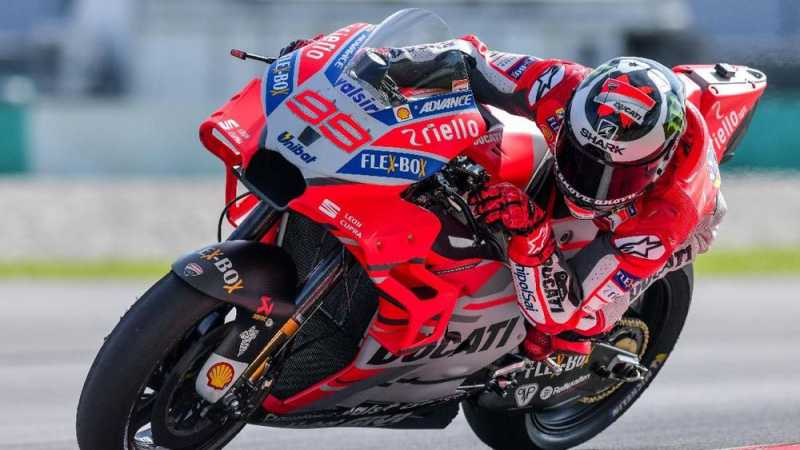 Lorenzo Ingin Perpisahan Manis di MotoGP Valencia