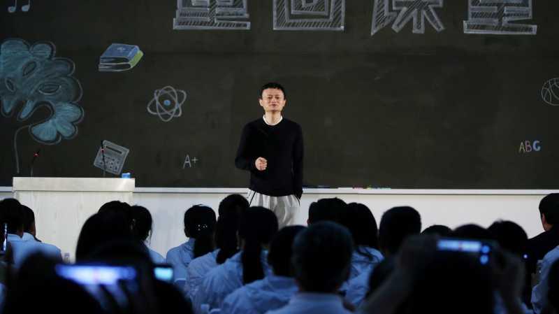 Setelah Pensiun dari Alibaba, Jack Ma Akan Kembali Jadi Guru
