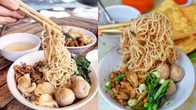 5 Tempat Makan Mi Paling Mantap di Tebet