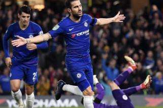 Fabregas bertekad lakoni laga ke-500 sebelum hengkang dari Chelsea