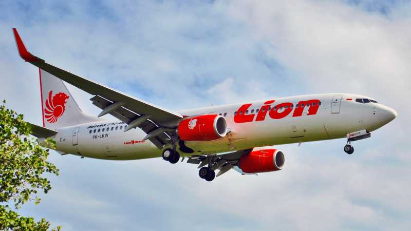 Lion Air Tambah 824 Pesawat hingga 2031
