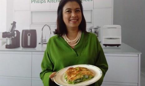 Chef Arimbi Paparkan Alasan Orang Indonesia Malas Memasak