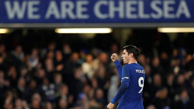Pindah ke Atletico Madrid, Alvaro Morata Makin Pasrah Kejar Impian