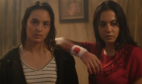 Chelsea Islan dan Pevita Pearce Perdana Akting di Film Horor