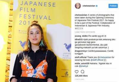 Gaya Busana Bra di Luar Ala Chelsea Islan Ini Mendapat Sorotan Netizen