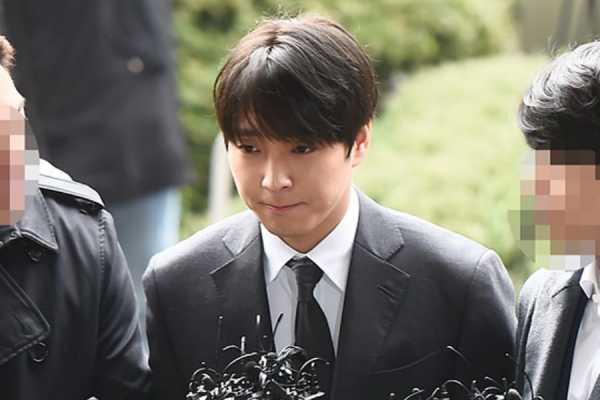 Disidang Bersama Jung Joon Young, Choi Jong Hoon Tak Ingat Ada Aktivitas Seksual