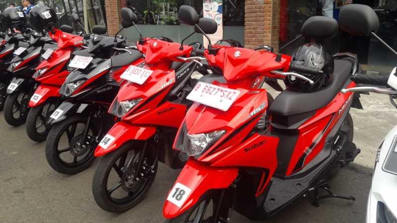 Jurus Suzuki NEX II Bersaing dengan Honda BeAT di Pasar Skutik 110 Cc