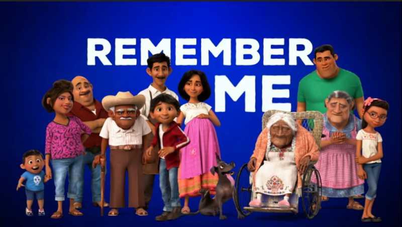 'Remember Me', Soundtrack Film 'Coco' yang Muncul dalam 4 Versi