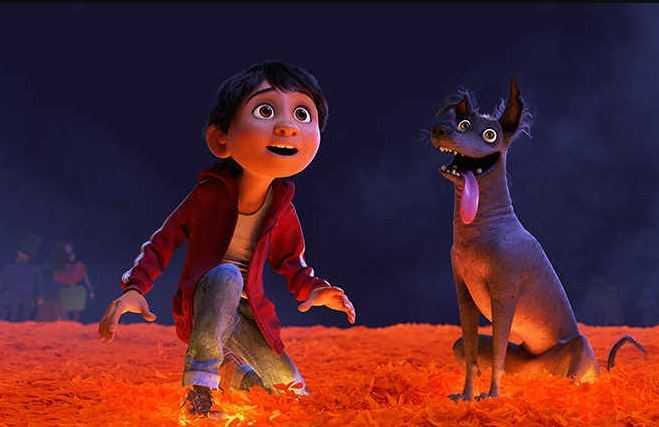 'Coco' Juarai Box Office Thanksgiving di Amerika Serikat