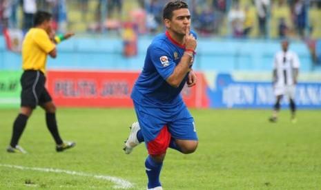 PSSI: Cristian Gonzales Bukan Asisten Pelatih Timnas U-19