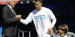 Cristiano Ronaldo Kirim Pesan Menyentuh untuk Anak-anak Suriah
