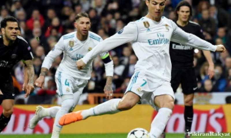 Real Madrid Catat Kemenangan Ketujuh di Kandang Sendiri