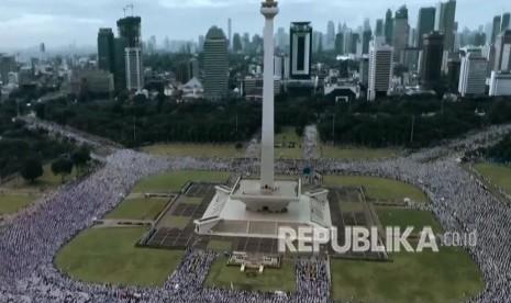 Film 212 Jadi Penyejuk di Tengah Teror Bom Surabaya