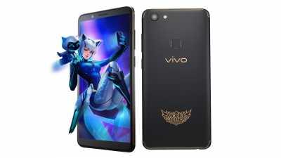 Vivo Siap Jual Ponsel V7 Edisi Khusus Mobile Legends, Harganya?