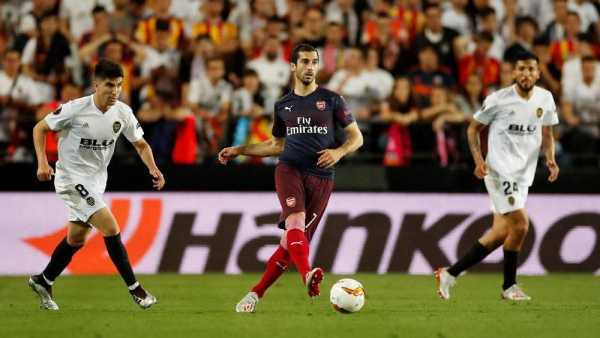 Mkhitaryan Absen di Final Liga Europa karena Masalah Keamanan