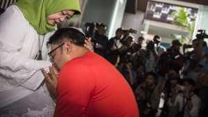 Ridwan Kamil-UU Tumbangkan 3 Jenderal di Pilgub Jabar