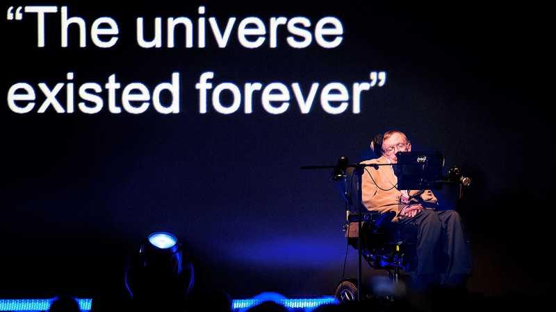 Puzzle Terakhir Stephen Hawking pada Teka-teki Lubang Hitam