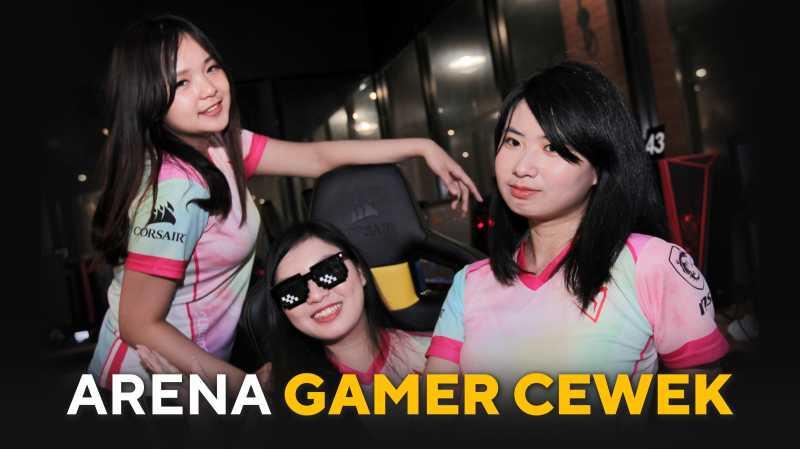 Mengenal NXA Ladies, Tim eSports Cewek yang Jago Main PUBG