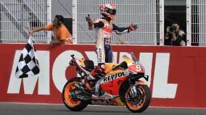 Bos Yamaha: Honda Bakal Bermasalah Tanpa Marquez