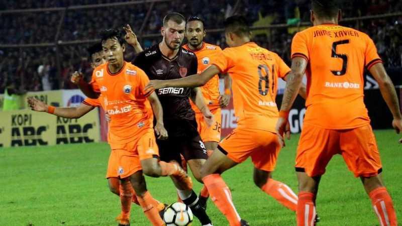 Klasemen Liga 1 2018: PSM Kembali Gusur Persija