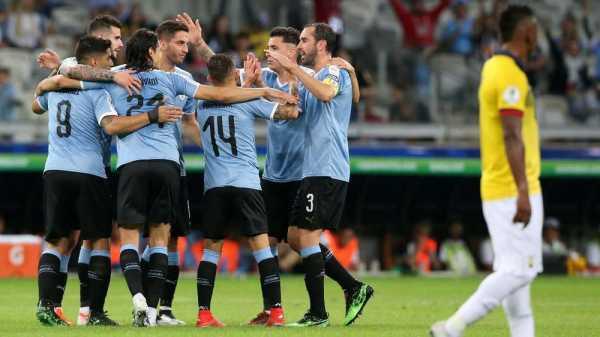 Hasil Copa America 2019: Uruguay 4-0 Ekuador