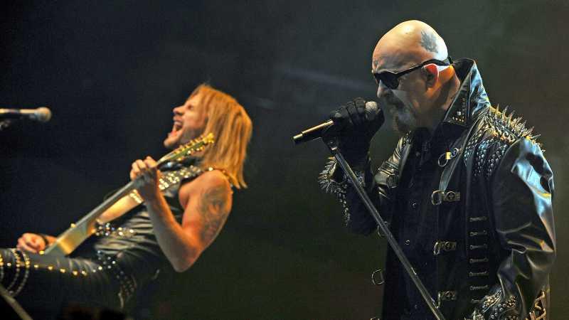 Cerita Jokowi dan Dedengkot Heavy Metal Inggris, Judas Priest