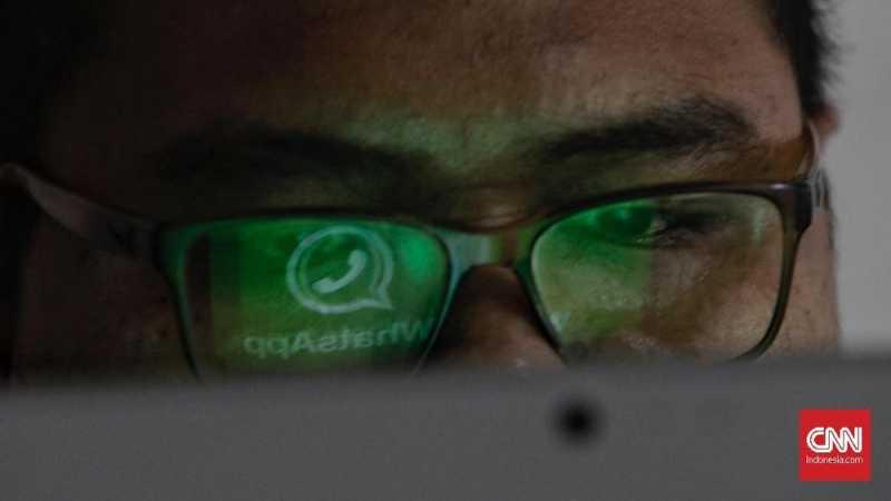 Banyak Hoaks, Polisi Patroli di Grup WhatsApp