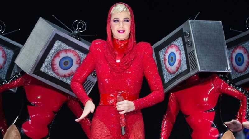 Katy Perry dan Kenangan Kembali Konser di Indonesia