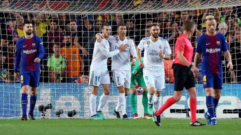 Ronaldo Cedera Usai Cetak Sejarah di Barcelona vs Real Madrid