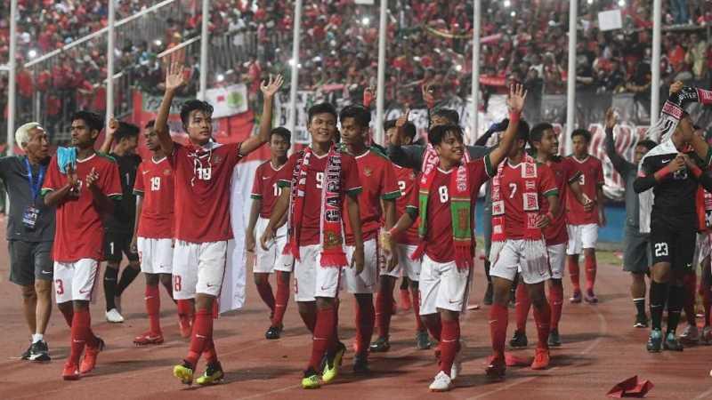 Jadwal Siaran Langsung Timnas Indonesia U-16 vs Thailand U-16