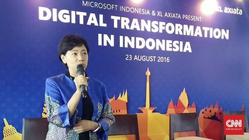 XL Axiata Gandeng Huawei Perbarui Jaringan Fixed Mobile