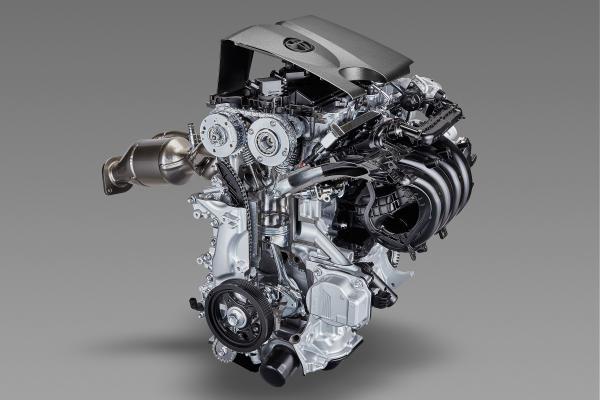 Mesin dan Transmisi Baru Toyota untuk Mobil Hybrid