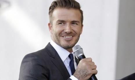 David Beckham: Madrid, Tolong Kalahkan Liverpool!