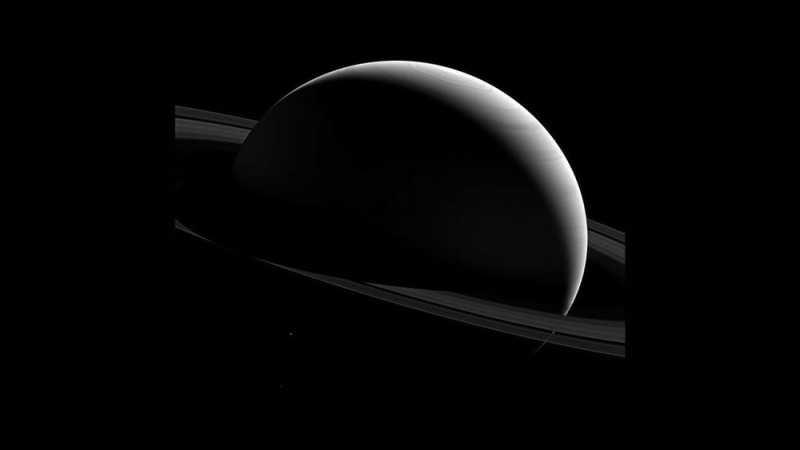 NASA Ungkap Temuan Baru Cincin Saturnus dari Robot Cassini