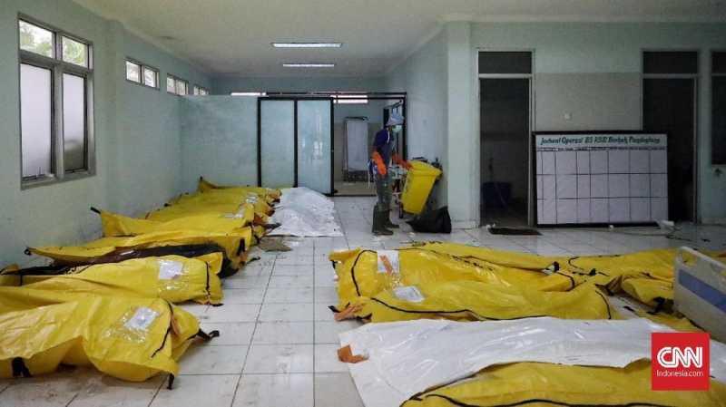 Data Terbaru Tsunami Selat Sunda 429 Tewas 16 Ribu Mengungsi