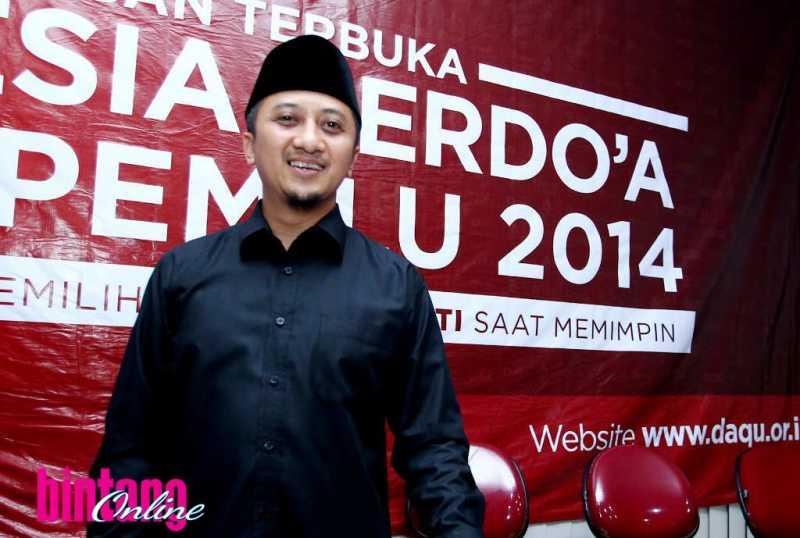 Ustadz Yusuf Mansur Cerita Kenangan Bersama Ani Yudhoyono