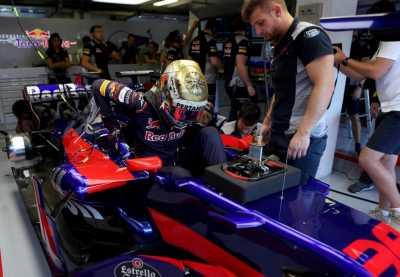 Sean Gelael Kian Nyaman dengan Mobil Formula 1