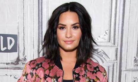Usai Overdosis, Demi Lovato Bersyukur Masih Hidup