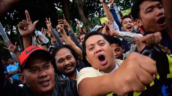 Nasib Ojek Online Selama 4 Tahun Pemerintahan Jokowi