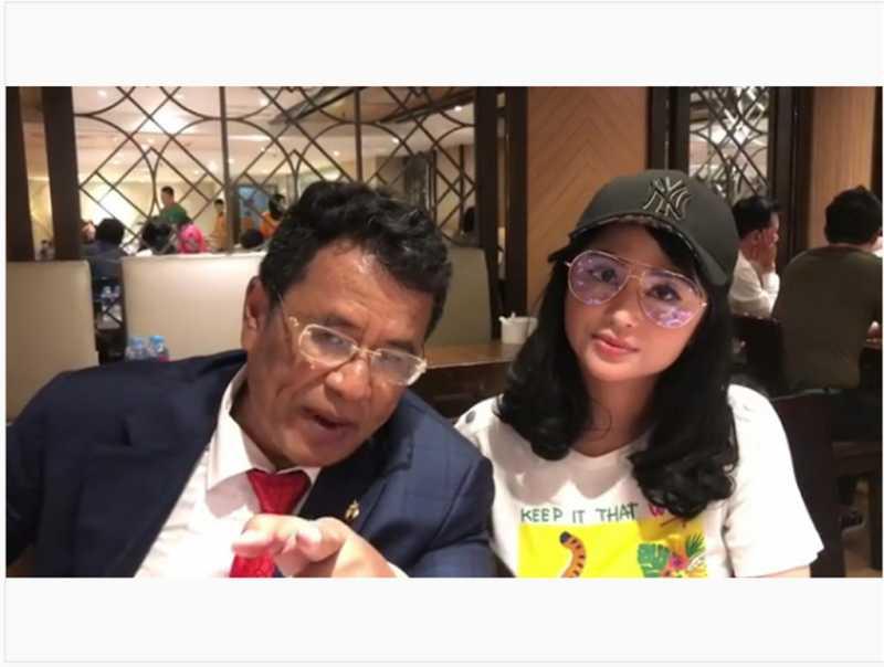 Dewi Perssik Gandeng Hotman Paris, Siap Somasi RM dan Manajemennya