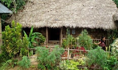 Menengok Mawlynnong Desa Terbersih di Asia