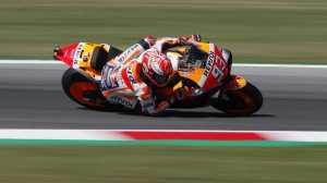 MotoGP Aragon: Marquez Menang Atas Dovizioso