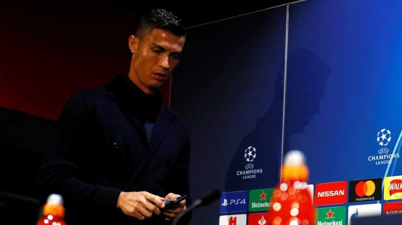 Ronaldo: Saya Tahu Saya Adalah Teladan