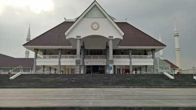 Jejak Ahok di Masjid Raya Jakarta
